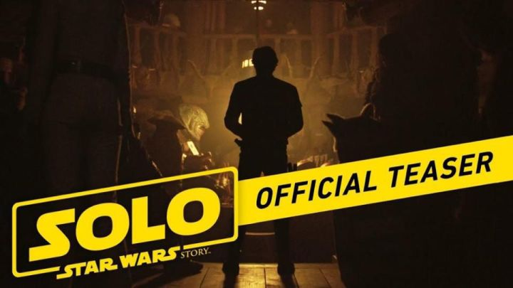 The wait is over… Solo is here