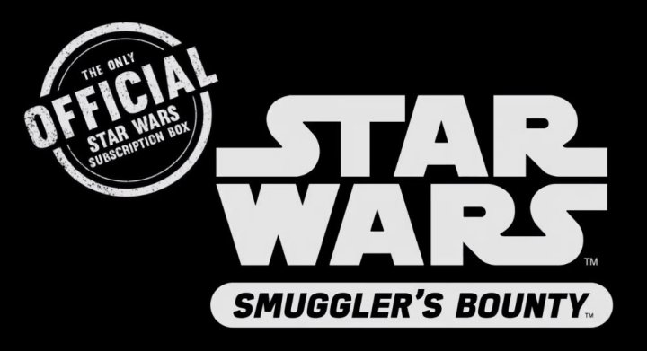 Unboxing SOLO Smuggler's Bounty Box